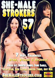 She-Male Strokers 57 (134388.4)
