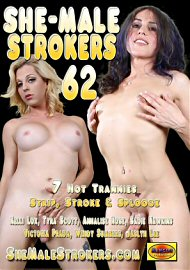 She-Male Strokers 62 (134393.5)