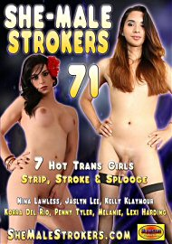 She-Male Strokers 71 (134402.3)