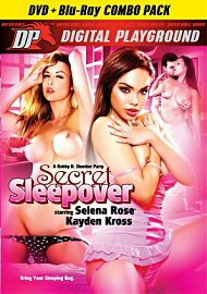 Secret Sleepover (2 DVD Set) DVD/blu-Ray Combo (134405.5)