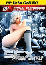 Sex & Corruption 3 (2 DVD Set) DVD/blu-Ray Combo (134439.6)