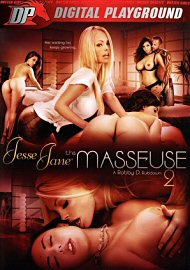 The Masseuse 2 (2 DVD Set) DVD/blu-Ray Combo (134493.2)