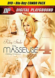 The Masseuse 4 (2 DVD Set) DVD/blu-Ray Combo (134497.11)