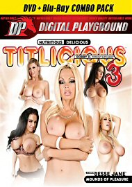 Titlicious 3 (2 DVD Set) DVD/blu-Ray Combo (134520.7)