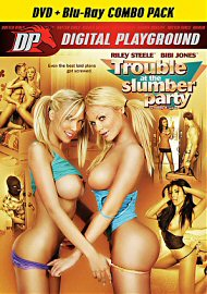 Trouble At The Slumber Party (2 DVD Set) DVD/blu-Ray Combo (134522.7)