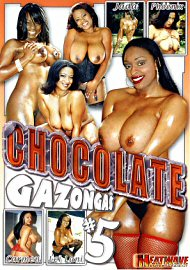 Chocolate Gazongas 5 (134619.100)