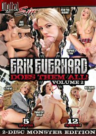 Erik Everhard Does Them All 2 (2 DVD Set) (137210.7)