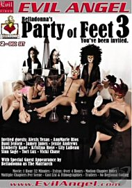 Party Of Feet 3 (2 DVD Set) (137224.1)