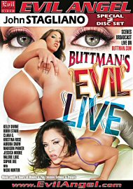 Buttman'S Evil Live (2 DVD Set) (137314.2)