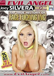 The True History Of Face Fucking Inc (2 DVD Set) (137495.3)