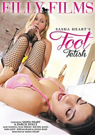 Sasha Heart'S Foot Fetish (137985.2)