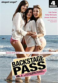 Backstage Pass 2 (4 Hours) (138860.15)