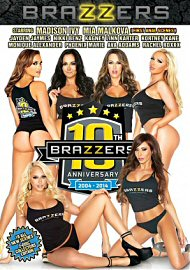 Brazzers 10th Anniversary (2 DVD Set) (2014) (140500.2)