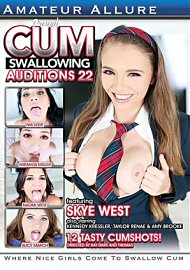 Cum Swallowing Auditions 22 (140795.1)