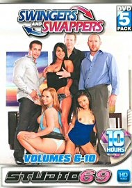 Swingers And Swappers 6-10 (5 DVD Set) (141563.1)
