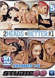2 Heads Are Better Than 1 1-5 (5 DVD Set) (141568.1)