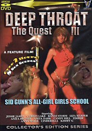 Deep Throat The Quest 3: Sid Gunn'S All-Girls School (141738.9)