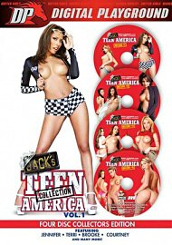 Jack'S Teen America 1 (4 DVD Set) (142453.4)