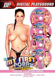 My First Porn (4 DVD Set) (142469.13)