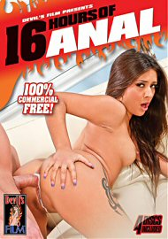 16 Hours Of Anal (4 DVD Set) (142767.1)