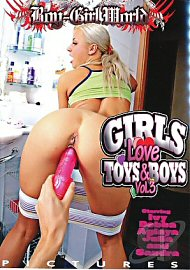 Girls Love Toys & Boys 3 (out Of Print) (143538.298)