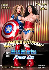 Wonder Woman With Miss America And Power Girl(out Of Print) (143687.25)