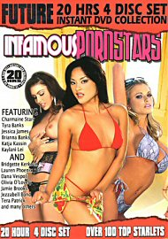 Infamous Pornstars (disc #3 Only ) (143700.50)
