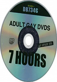 7 Hours Adult Gay Dvds (143876.100)