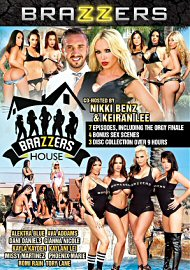 Brazzers House (3 DVD Set) (144155.10)