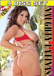 Naughty Latinas (4 DVD Set) (144614.1)