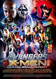 Avengers Vs X-Men Xxx (2 DVD Set) (144725.38)