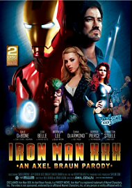 Iron Man Xxx: An Axel Braun Parody (2 DVD Set) (145108.5)