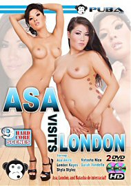 Asa Visits London (2 DVD Set) (145223.4)