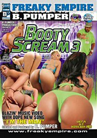 Booty Scream 3 (2 DVD Set) (145716.6)