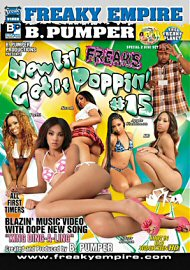 New Lil' Freaks Get It Poppin' 15 (2 Dvd Set) (145725.3)
