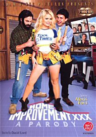 Home Improvement Xxx A Parody (only 1 Disc) (145843.1000)