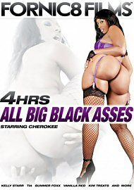 All Big Black Asses - 4 Hours (146817.4)