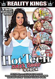 Hot Teen Next Door (4 DVD Set) (147224.6)