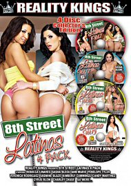 8th Street Latinas (4 DVD Set) (147228.7)