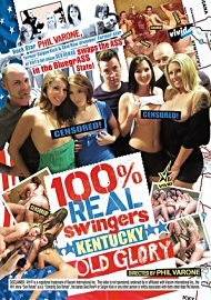 100% Real Swingers: Kentucky 1 (147382.2)