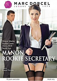 Manon, Rookie Secretary (147431.3)