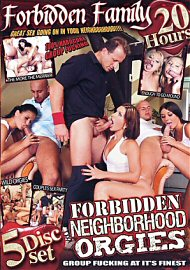 Forbidden Neighborhood Orgies (5 DVD Set) (2017) (147700.3)