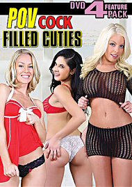 P.O.V. Cock Filled Cuties (4 DVD Set) (147797.3)
