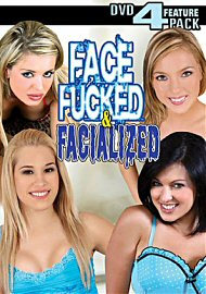 Face Fucked & Facialized (4 DVD Set) (147821.3)