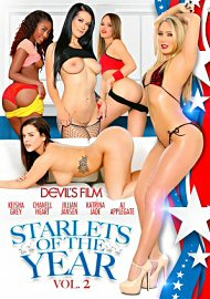 Starlets Of The Year 2 (2017) (148052.9998)