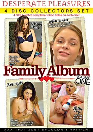 Family Album (4 DVD Set) (2016) (148459.1)