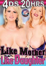 Like Mother Like Daughter (4 DVD Set) (2017) (148777.3)