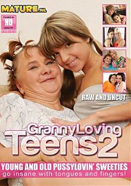 Granny Loving Teens 2 (149113.5)