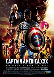Captain America Xxx: An Axel Braun Parody (2 DVD Set) (149390.19)