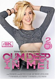 Cum Deep In Me (2 DVD Set) (2017) (149570.9999)